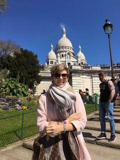 Morgane en week-end parisien